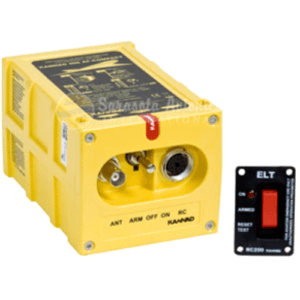 Emergency Locator Transmitter for Aircraft